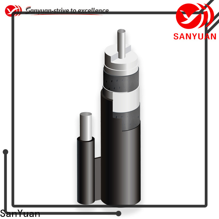 reliable 75 ohm coaxial cable factory for digital video
