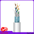 SanYuan durable cat 7 lan cable manufacturer for railway