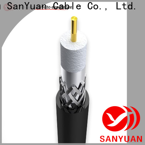 best cable coaxial 75 ohm suppliers for HDTV antennas