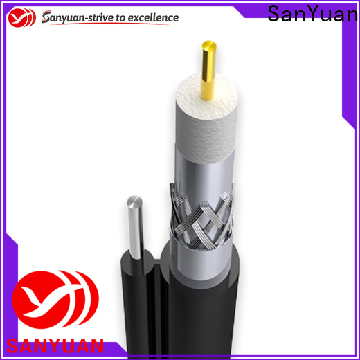 SanYuan cable 75 ohm company for digital audio