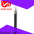 SanYuan cheap 75 ohm coax suppliers for HDTV antennas