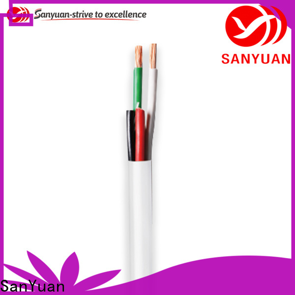 SanYuan audio cable wire factory direct supply for speaker