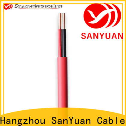 SanYuan flexible control cable company for automation