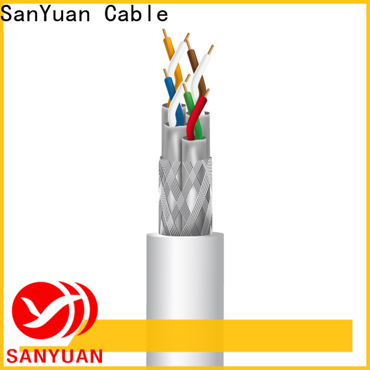 SanYuan wholesale cat 7a cable manufacturers for gaming
