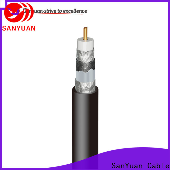 latest 75 ohm coaxial cable supply for data signals