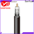 SanYuan 50 ohm coax cable supplier for cellular phone repeater