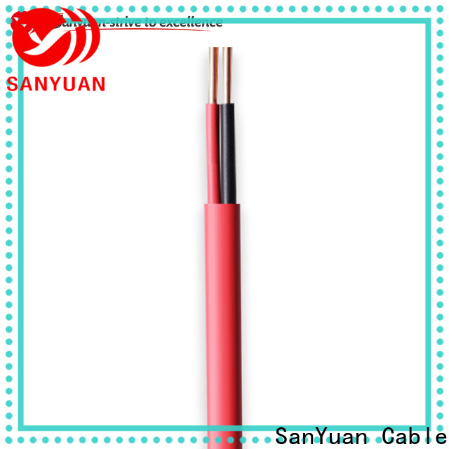SanYuan best flexible control cable company for instrumentation