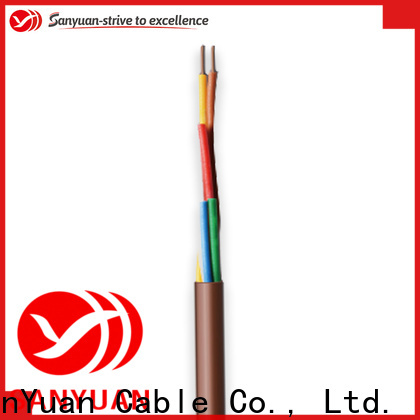 SanYuan thermostat cable manufacturers for annunciator