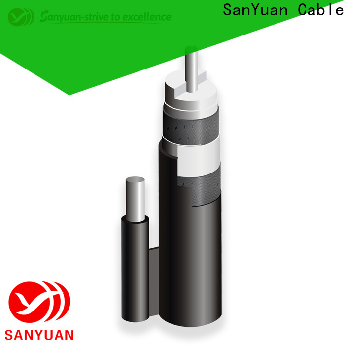 SanYuan 75 ohm coax manufacturers for digital audio