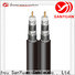 SanYuan top cable coaxial 75 ohm supply for HDTV antennas