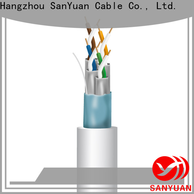 latest cat 7 cable directly sale for data transfer