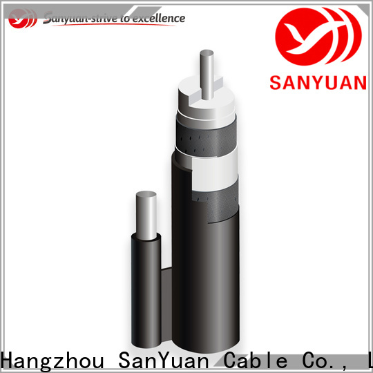 SanYuan reliable 75 ohm cable suppliers for data signals