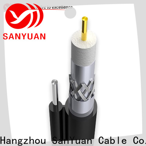SanYuan cheap 75 ohm cable company for digital video