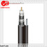 latest cable coaxial 75 ohm manufacturers for satellite