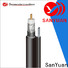 SanYuan easy to expand cable 75 ohm suppliers for satellite