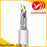 SanYuan wholesale cat 7a cable company for gaming