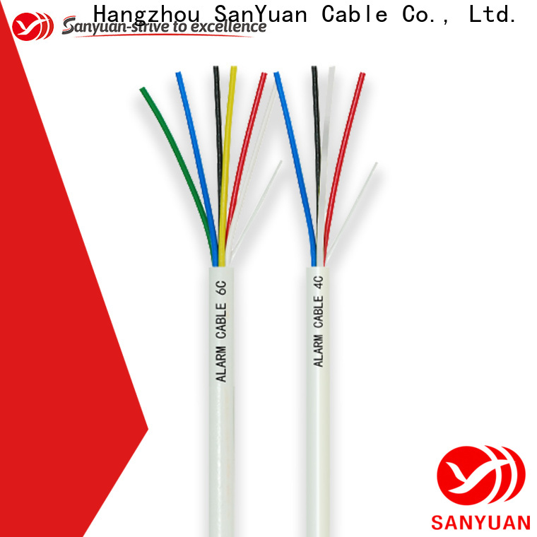 latest security alarm cable company for intercom
