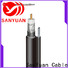 SanYuan cable 75 ohm company for digital video