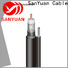 SanYuan cheap 75 ohm coaxial cable suppliers for satellite