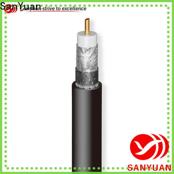 SanYuan stable 50 ohm coax wholesale for walkie talkies