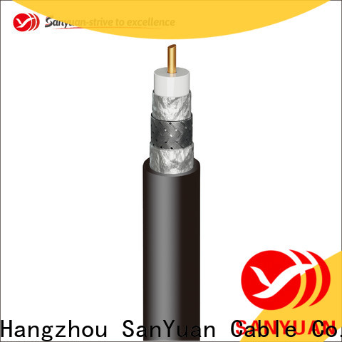 SanYuan best cable 75 ohm company for data signals
