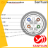 SanYuan hot selling category 6 lan cable series for data network