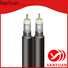 SanYuan 75 ohm cable factory for data signals
