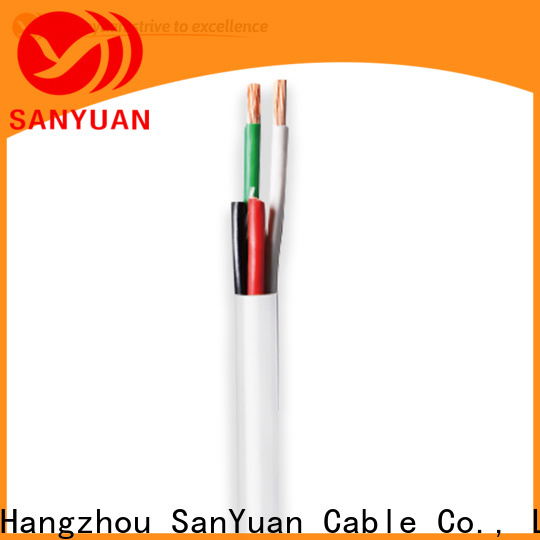 SanYuan hot selling audio cable manufacturer for speaker