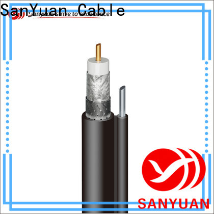 SanYuan best 75 ohm coaxial cable suppliers for digital audio