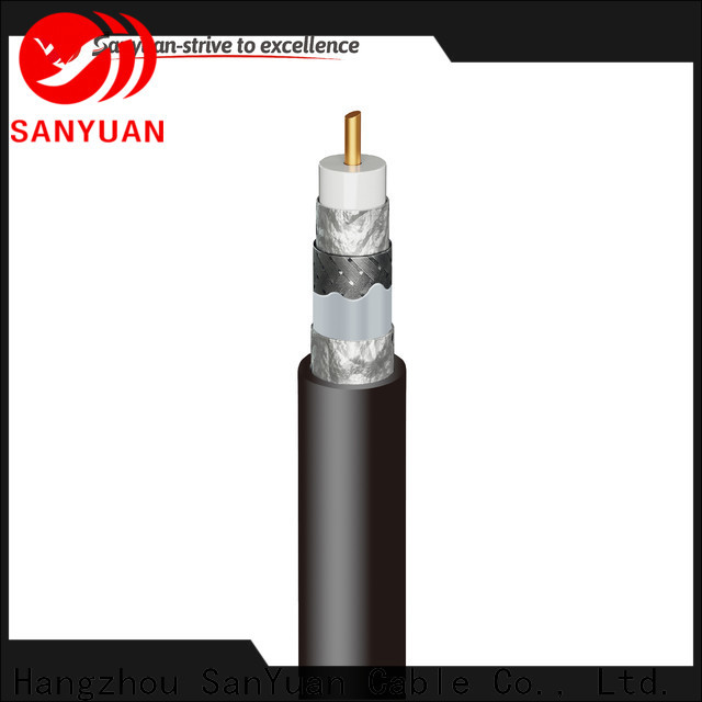 easy to expand cable coaxial 75 ohm factory for digital video