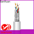 SanYuan high-quality cat 7a cable supply for gaming