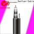 SanYuan reliable cable coaxial 75 ohm manufacturers for data signals