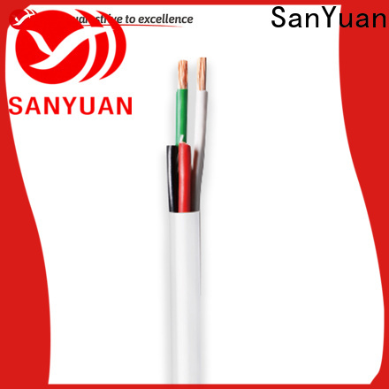 SanYuan audio cable wire directly sale for recording studio