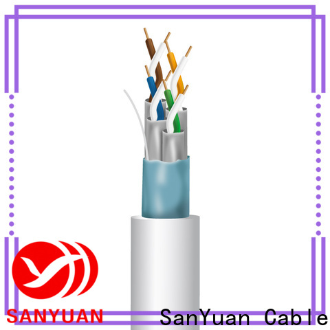 SanYuan cat 7 ethernet cable wholesale for gaming