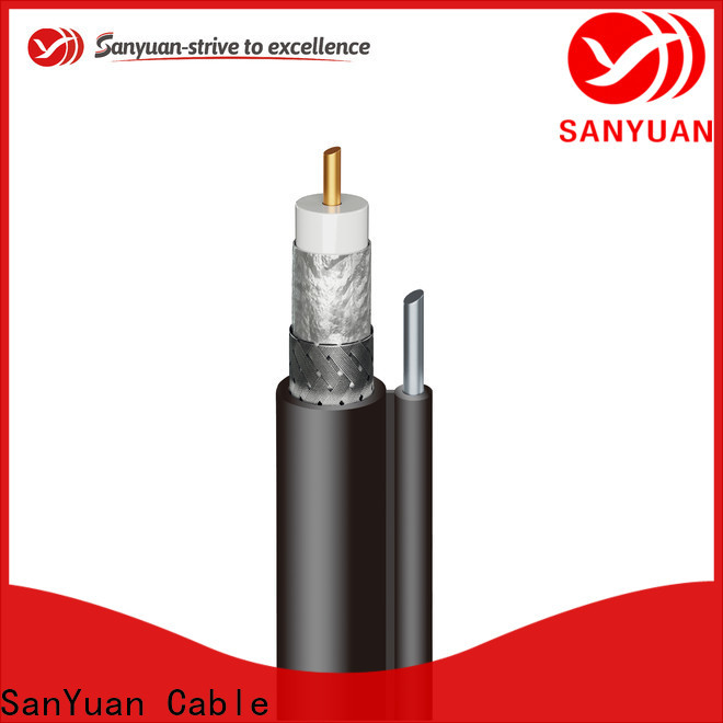 SanYuan latest 75 ohm coax suppliers for HDTV antennas