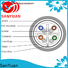 SanYuan professional cat6 lan cable directly sale for data network
