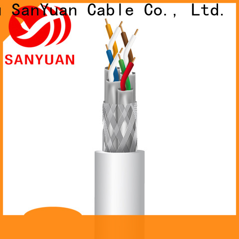 SanYuan top cat 7a ethernet cable company for gaming