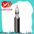 SanYuan long lasting 75 ohm coax manufacturers for digital video