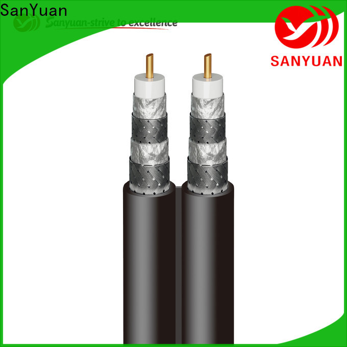 easy to expand cable 75 ohm company for digital video
