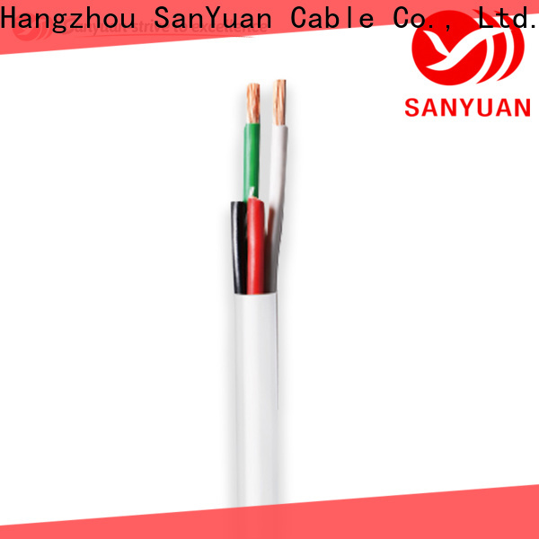 reliable audio cable wire manufacturer for speaker