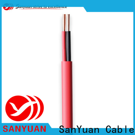 SanYuan top flexible control cable factory for instrumentation