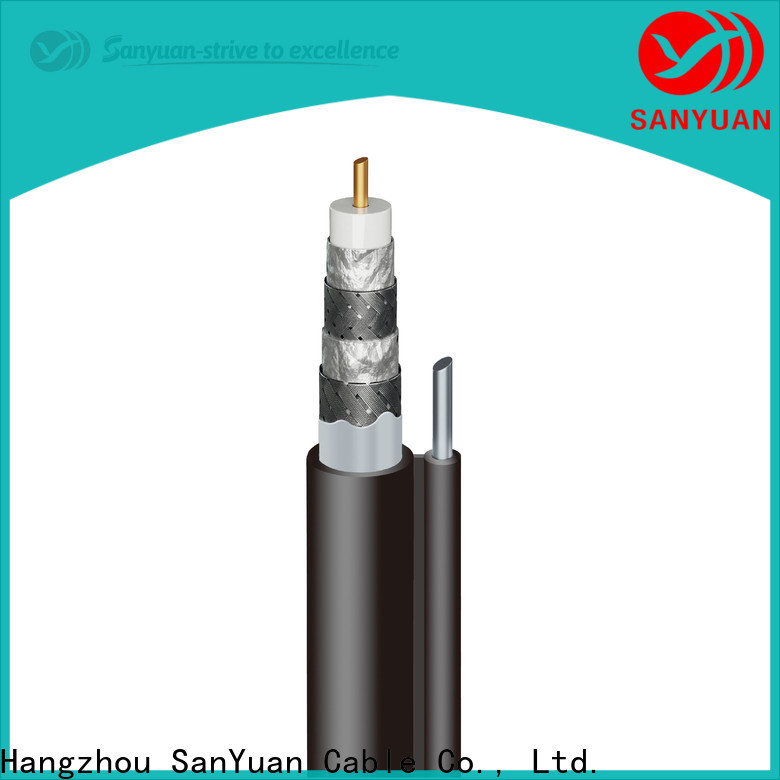 SanYuan cheap cable coaxial 75 ohm manufacturers for satellite