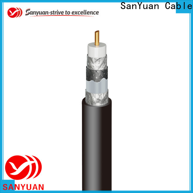 SanYuan reliable cable 75 ohm manufacturers for digital audio
