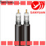 SanYuan 75 ohm coax suppliers for satellite