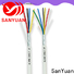 SanYuan wholesale fire alarm network cable manufacturers for fire alarm systems