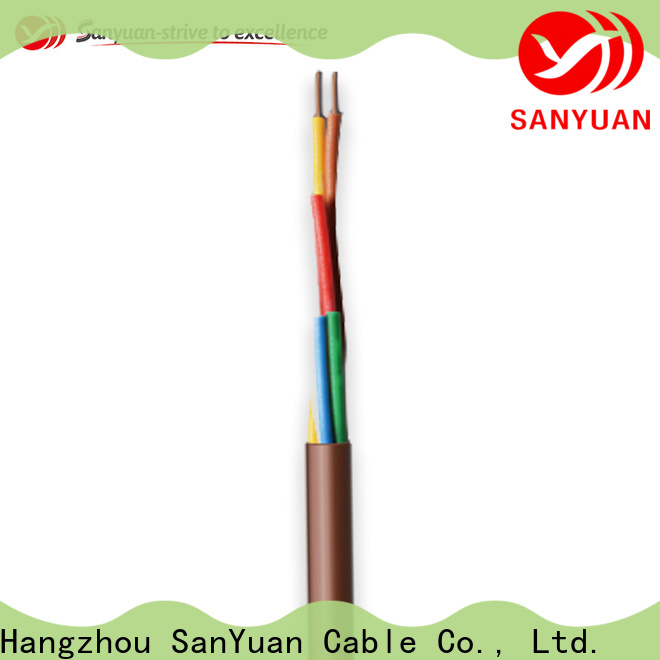 SanYuan top thermostat cable suppliers for annunciator
