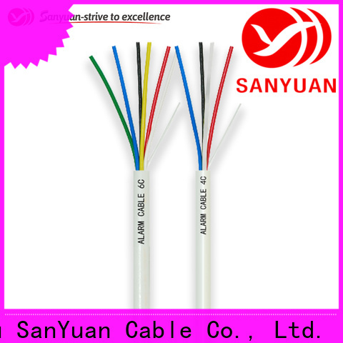 SanYuan alarm cable supply for intercom