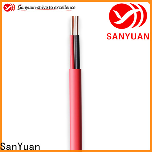 SanYuan latest control cable suppliers for automation