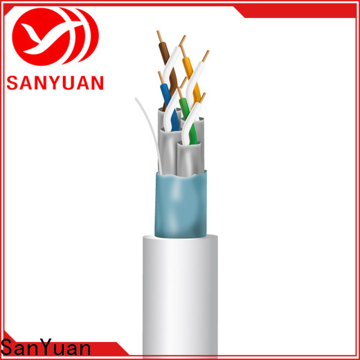 SanYuan high speed cat 7 cable directly sale for gaming
