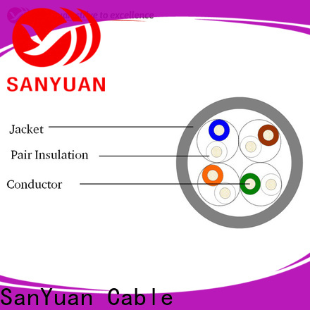 durable cable cat 5e manufacturer for telephony